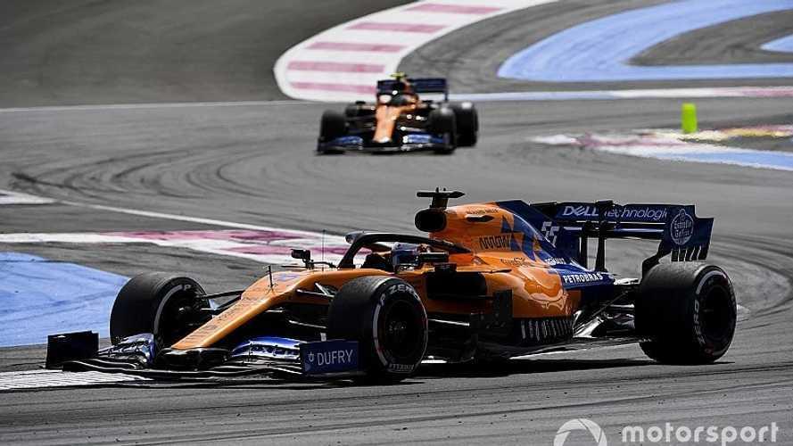 """Sainz: """"En Francia fuimos el cuarto coche más rápido"""""""