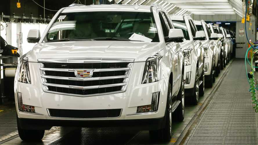 GM Invests $20M Into Body-On-Frame SUV Production In Texas