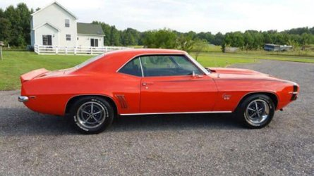 Muscle cars stolen from ct farm