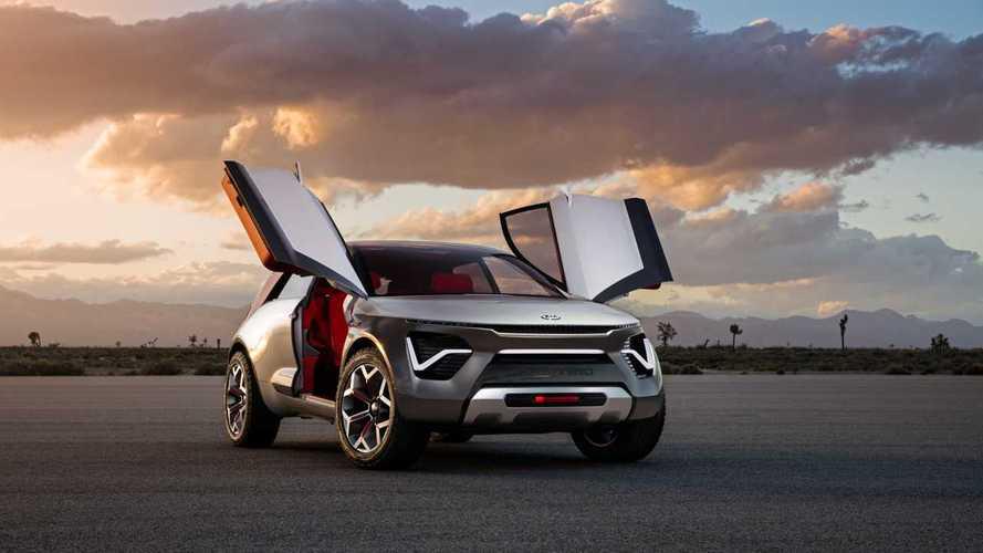 Kia Habaniro Concept auf der New York Auto Show 2019
