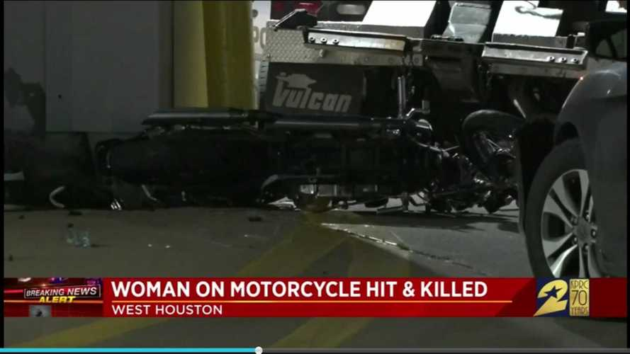Houston Motorcyclist Killed By Road Rager
