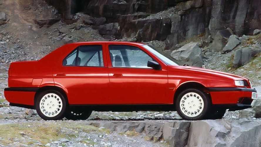 Alfa Romeo 155, chi disprezza ama. O quasi