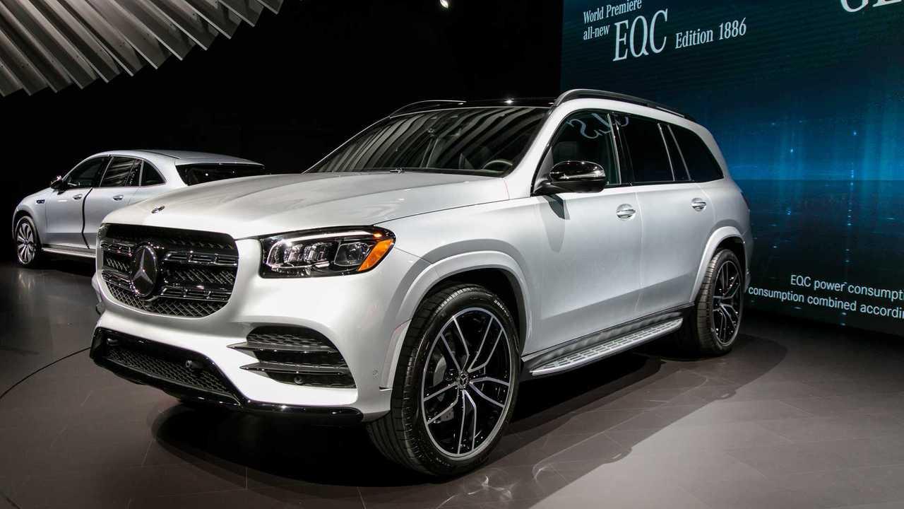 2020 Mercedes-Bens GLS-Class