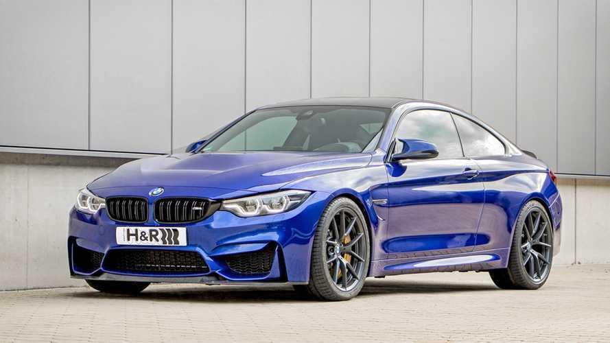 H&R Gewindefedern für den BMW M4 CS