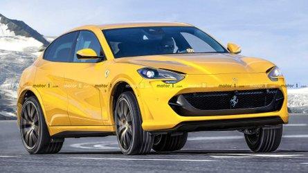 Ferrari Purosangue Suv Coming 2021 New Hypercar After 2022