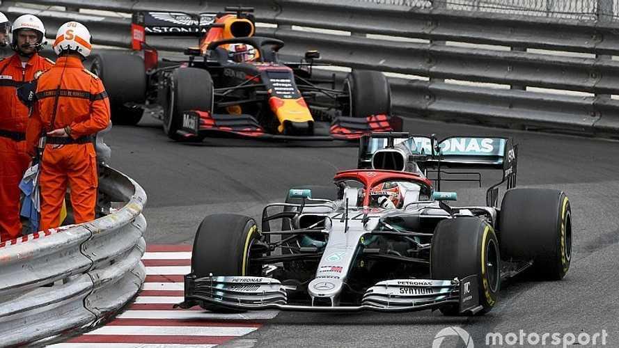 F1: Hamilton segura pressão de Verstappen e vence o GP de Mônaco