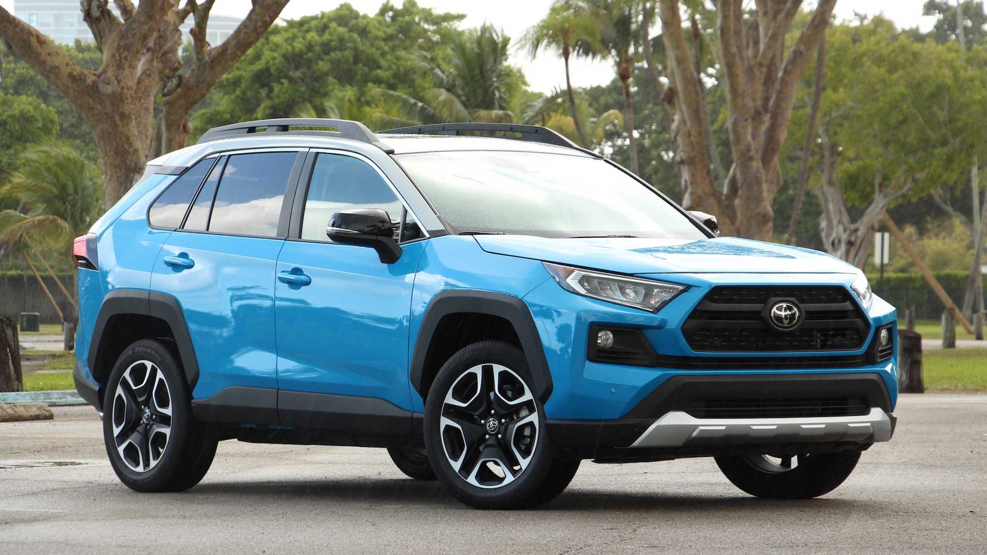 2019 Toyota Rav4 Adventure Pros And Cons