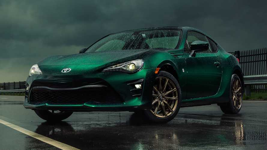 Toyota 86 Hakone Edition Honors Japan's Most Famous Highway