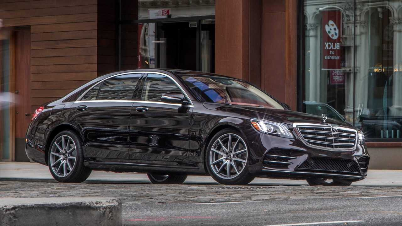 10. Mercedes-Benz S560 4MATIC