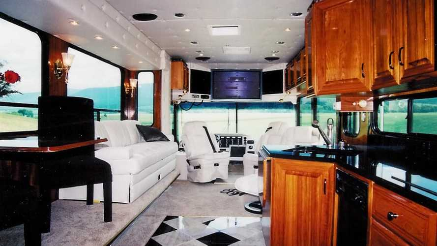 CAMI Terra Wind, una autocaravana anfibia Premium