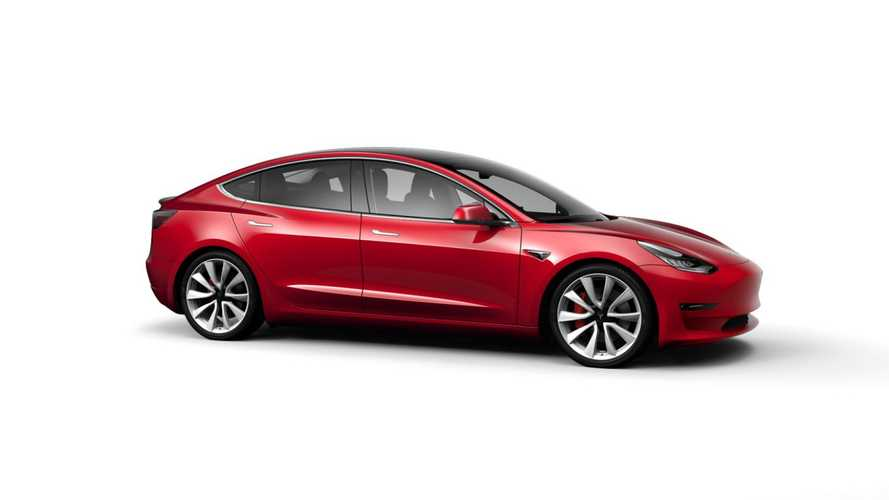 Tesla Model 3 Catches Model S In All-Time EV Sales Rank
