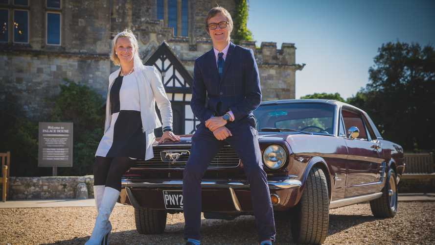 ITV launches new Beaulieu-based car show