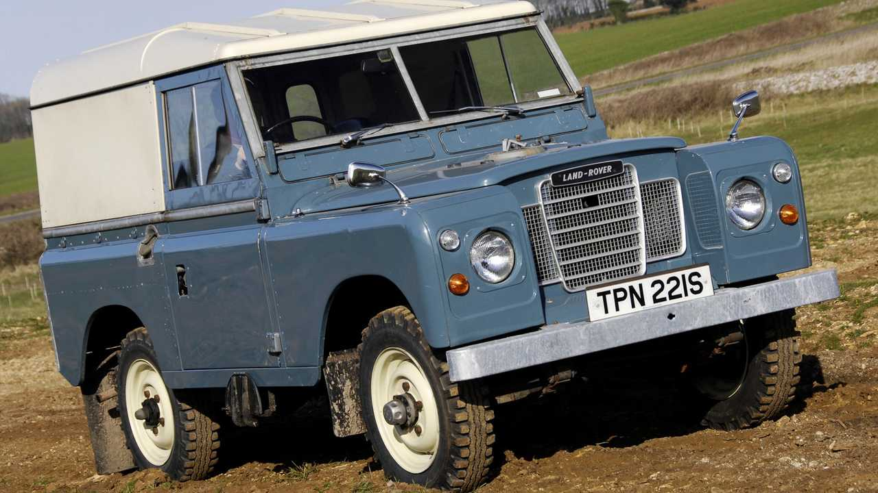 Land Rover Series III SWB