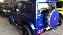 Suzuki Jimny to Mercedes-AMG G63 Conversion Kit