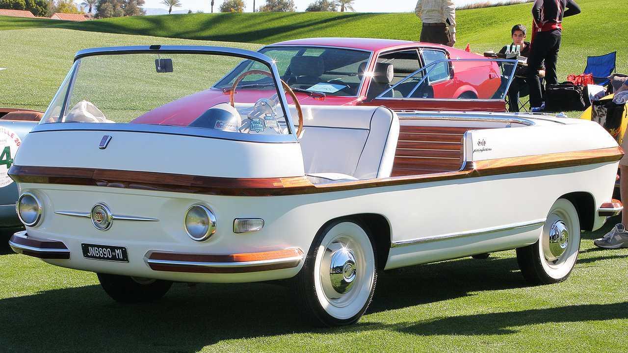 Fiat Eden Roc Pinin Farina (1956) - 583'204 euros
