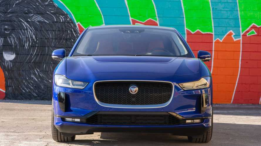 Jaguar I-Pace Named 'Most Significant Concept Vehicle of 2017'