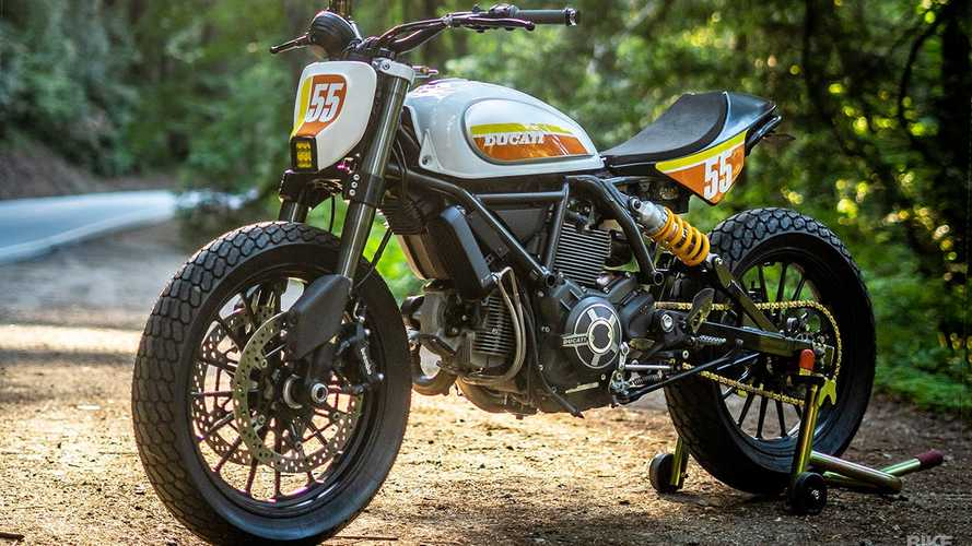 Award-Winning Custom Ducati Scrambler: The Details