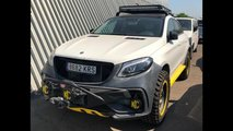 Mercedes-Benz GLE Coupe By Topcar