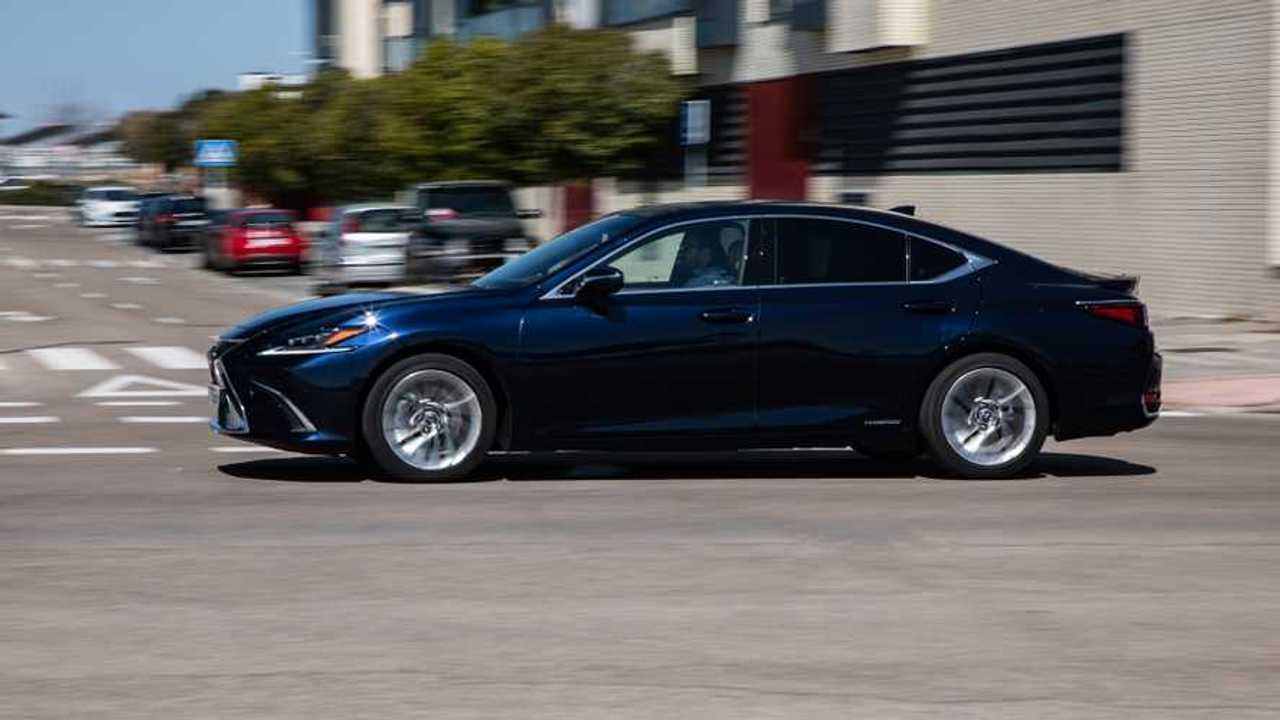 Prueba Lexus ES 300h Luxury