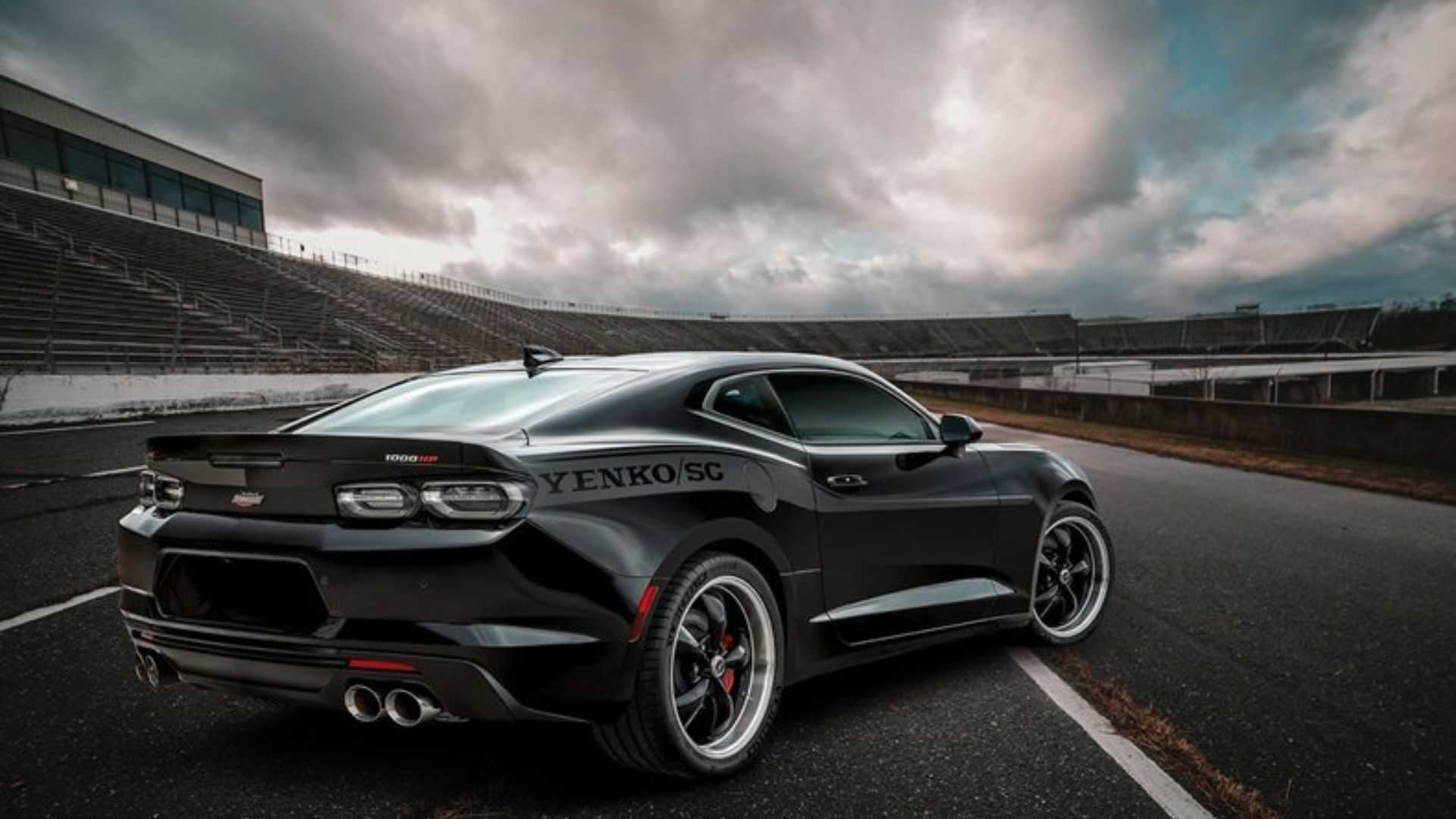 "[""Feel The Speed Of A 2019 Chevrolet Camaro Yenko Stage 2""]"