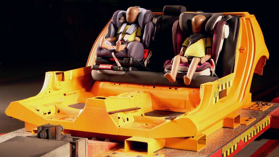 ADAC-Kindersitztest (Mai 2019): Zwei Modelle versagen
