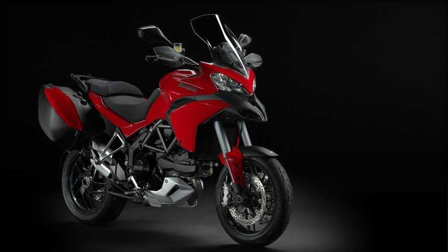 Ducati Upgrades Multistrada For 2013 With Higher Tech And Better Colors