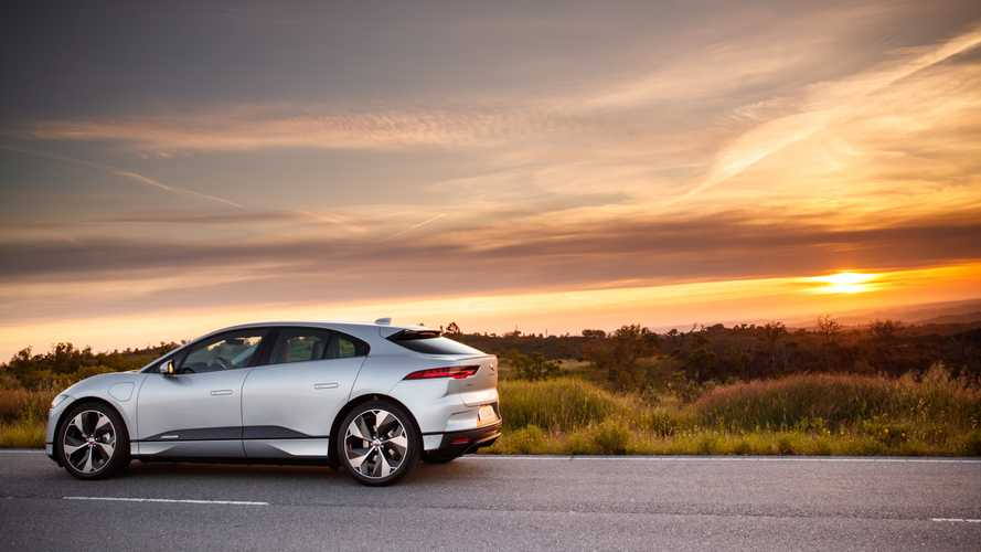 Almost 11% of all Jaguars sold globally in June 2019 were electric