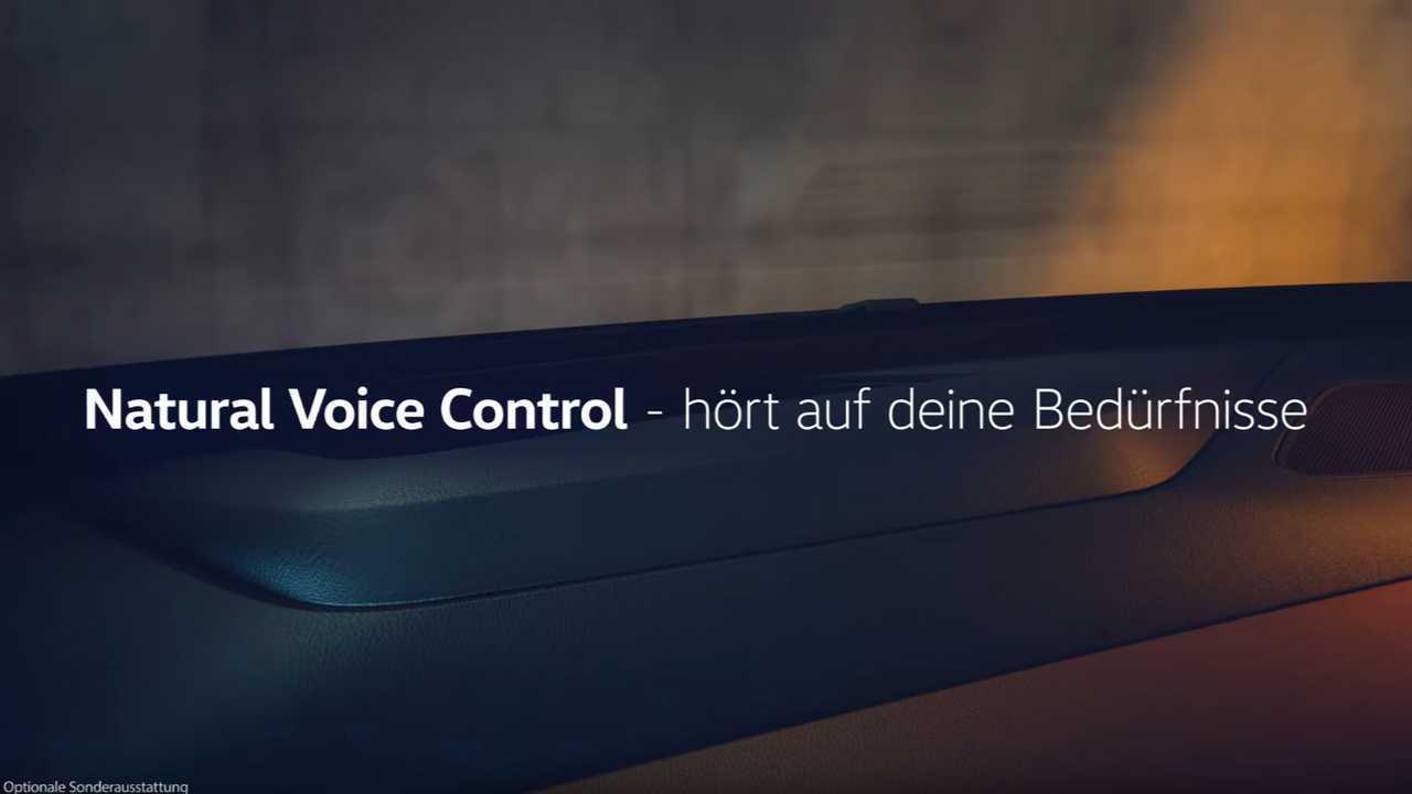 Volkswagen Teases ID 3 Dashboard: Video