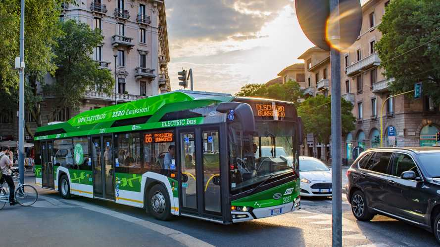 Solaris To Deliver Up To 250 Electric Buses For ATM Milano In Italy