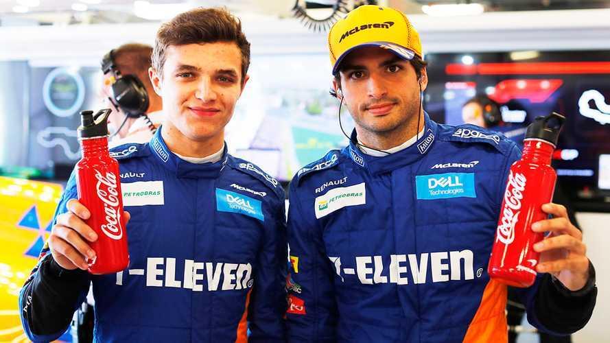 F1, la McLaren conferma Sainz e Norris per il 2020