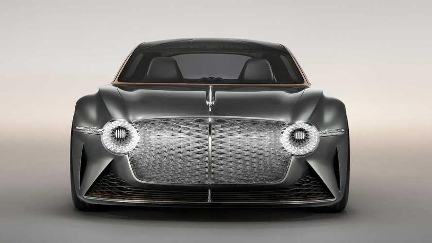 Bentley EXP100GT: Elektrisch angetriebener Gran Turismo der Zukunft