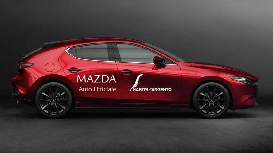 E' Mazda l'auto ufficiale dei Nastri d'Argento 2019
