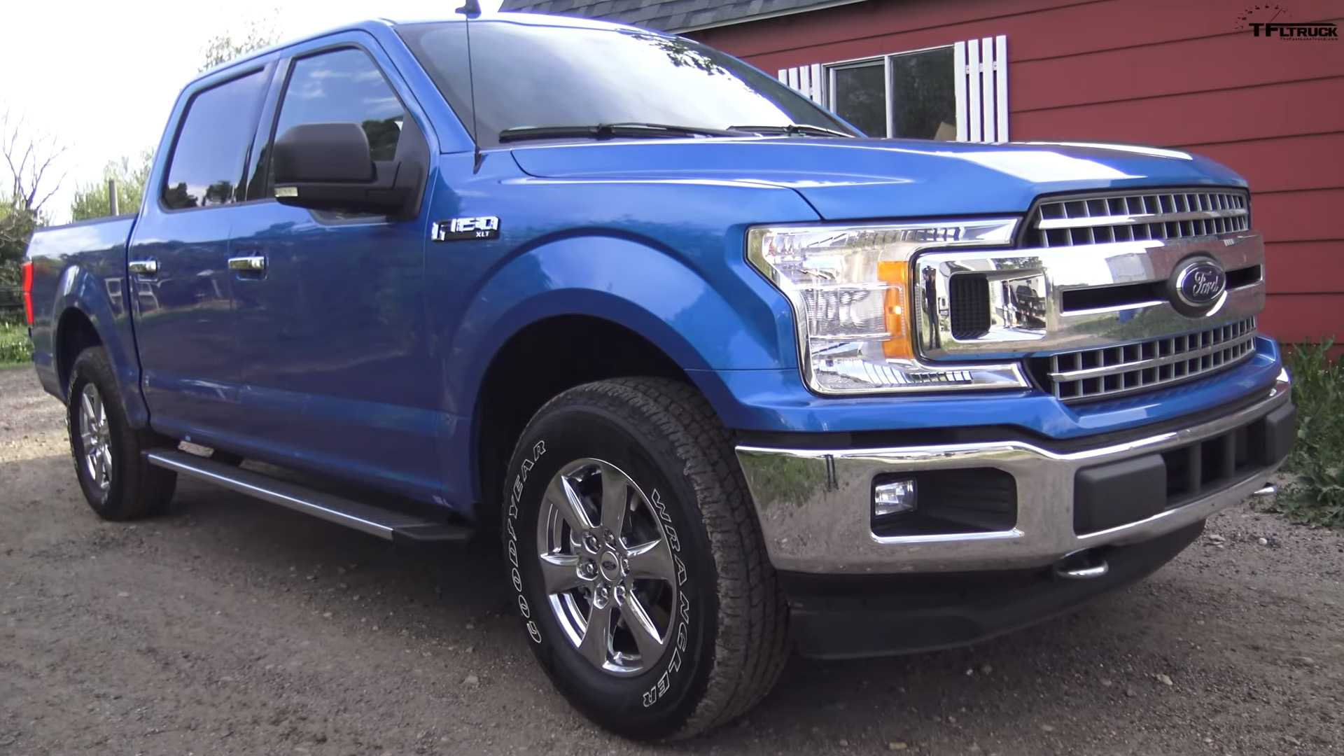Ford F 150 Mpg Towing Test Pits Coyote V8 Against Ecoboost V6