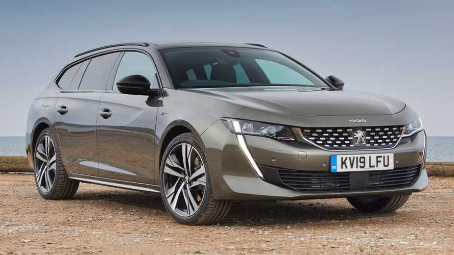 Peugeot's new 508 SW estate goes on sale with £26,845 starting price