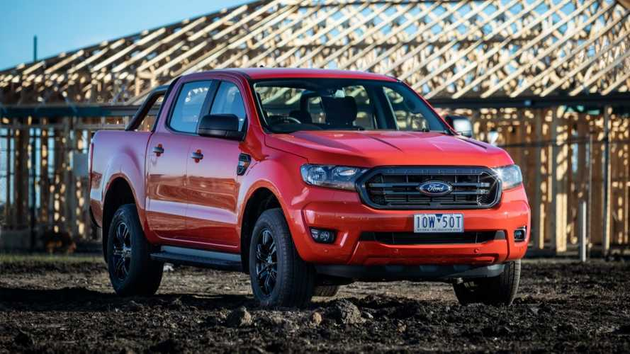 Ford Ranger Sport Special Edition tem visual exclusivo para Austrália
