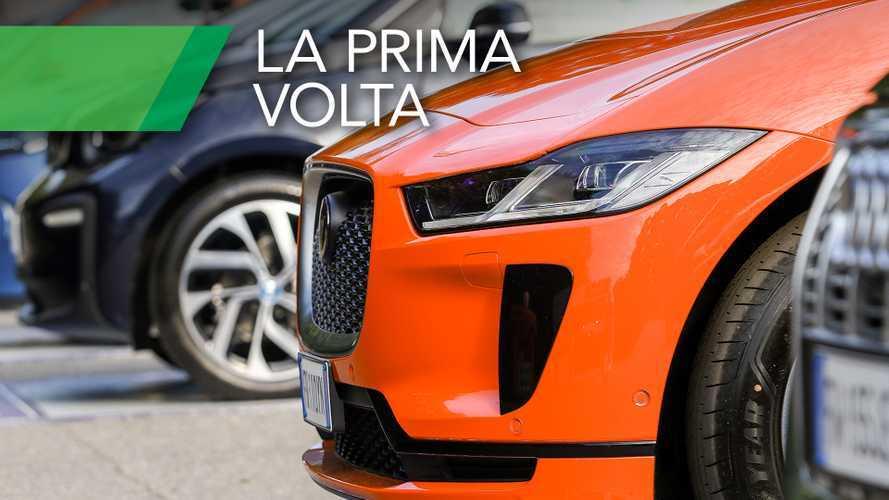 """Auto elettriche, le impressioni della """"prima volta"""" a Parco Valentino 2019"""