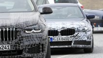 2021 BMW 5 Series Spy Photos