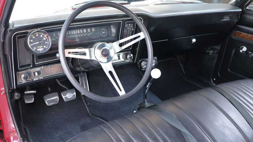 Grab A Tastefully Modified 1972 Chevy Nova SS