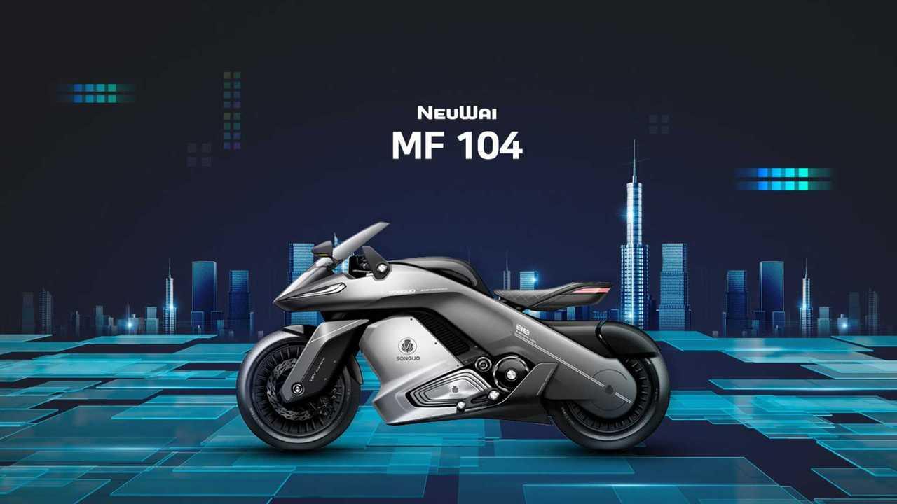 NeuWai MF104 Concept
