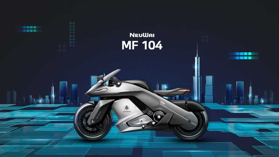 The Good, The Bad, The Heavy: NeuWai Electric Bike Concepts
