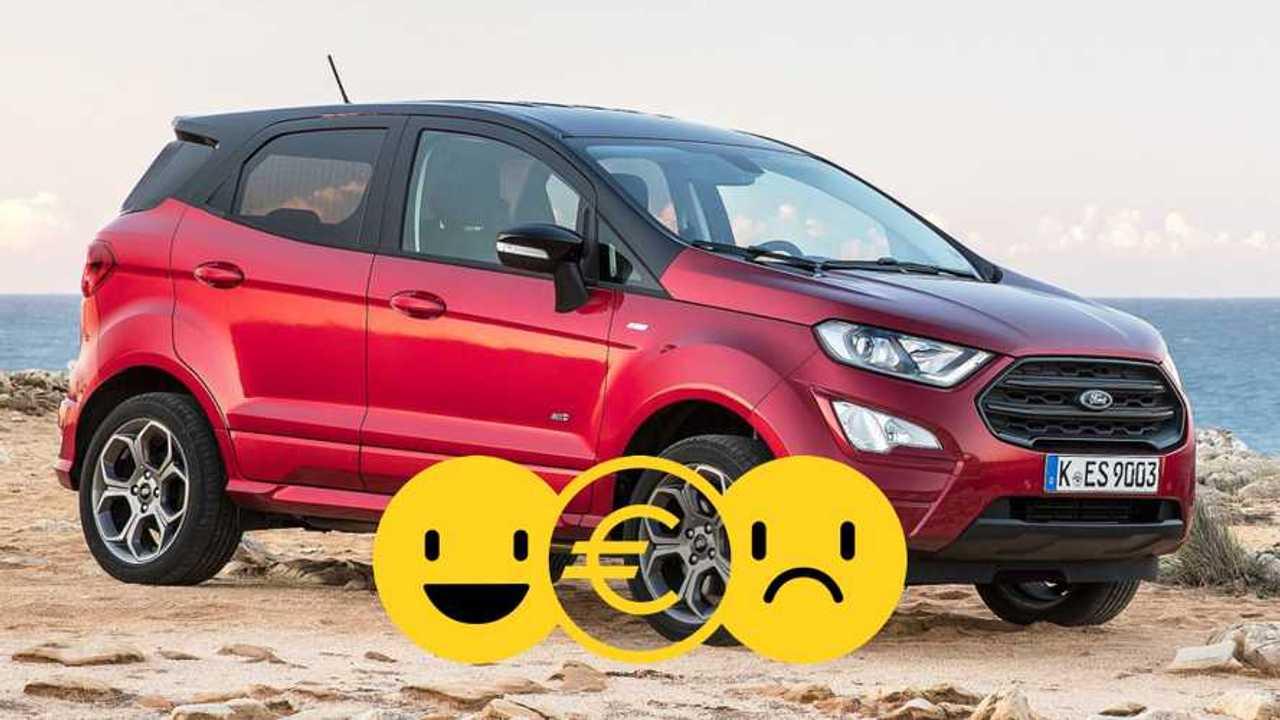 Offerta Ford Ecosport