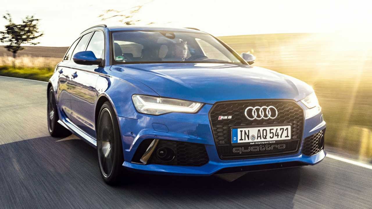4 - Audi RS 6 Avant