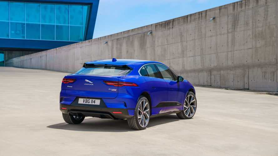 In May 2019 Jaguar I-PACE Sales Almost Hit 1,600