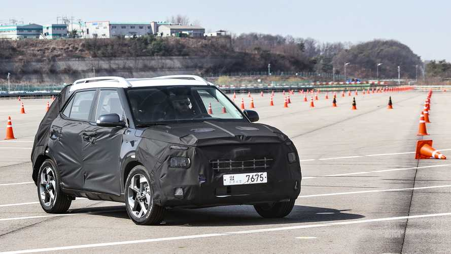 2020 Hyundai Venue Prototype: First Drive