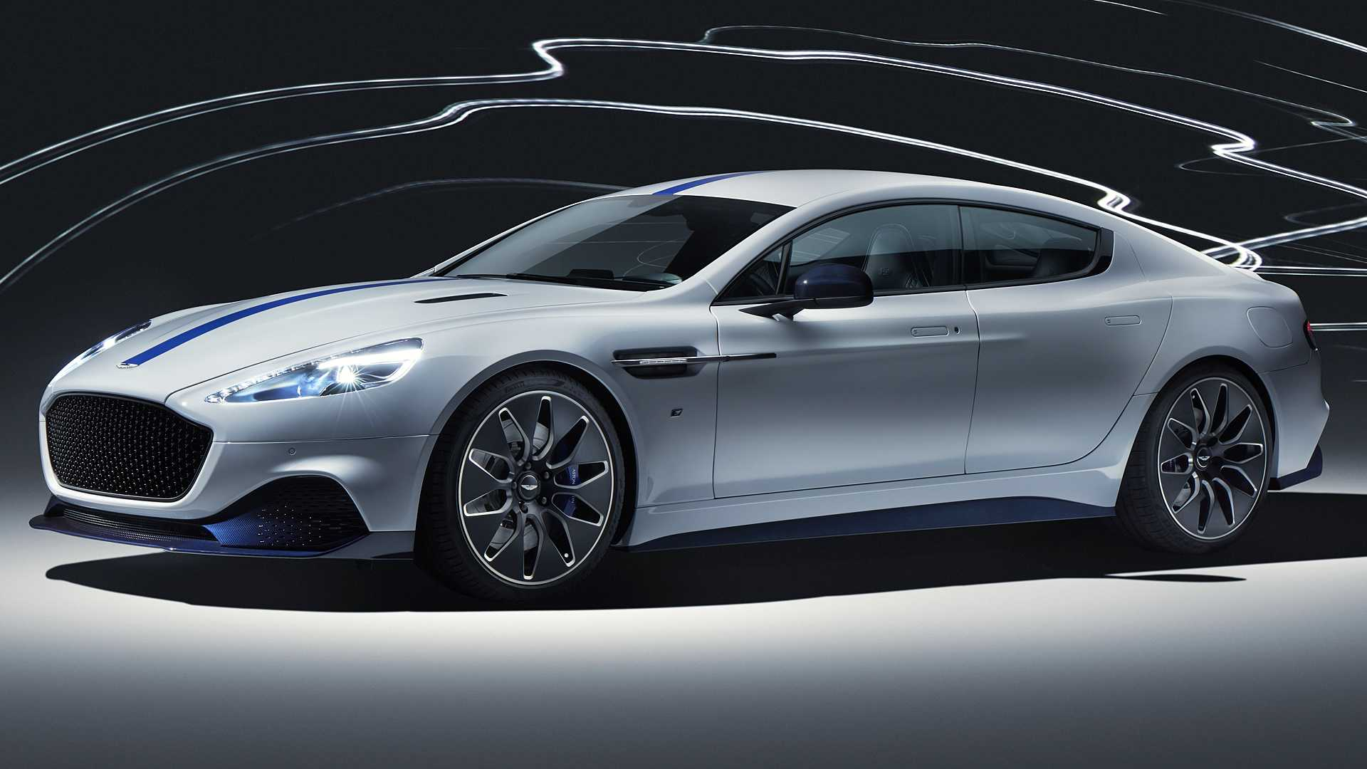 Aston Martin Rapide E Production Canceled Before Even Starting