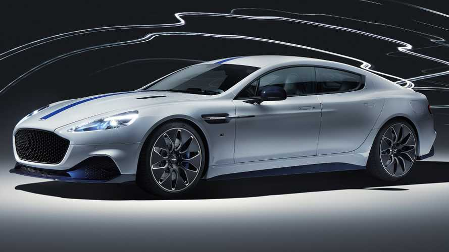 Aston Martin Rapide E Production Canceled Before Even Starting?