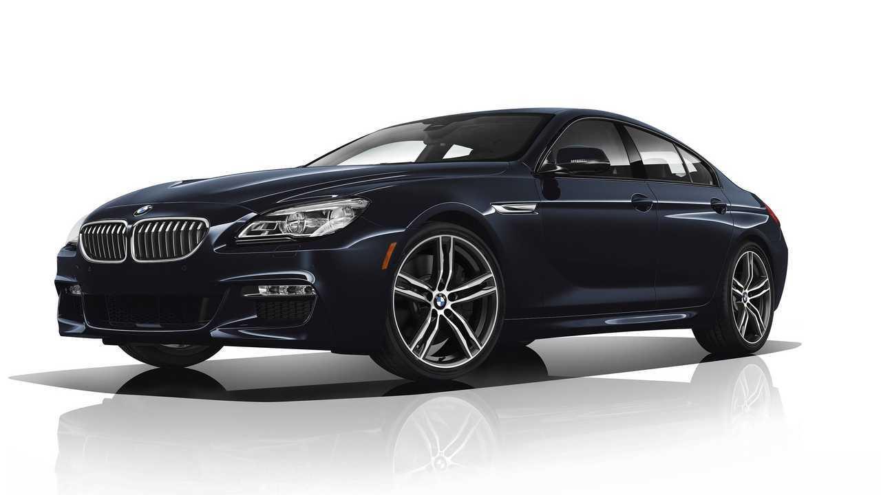 5. BMW 6 Series – 48.5 days on market