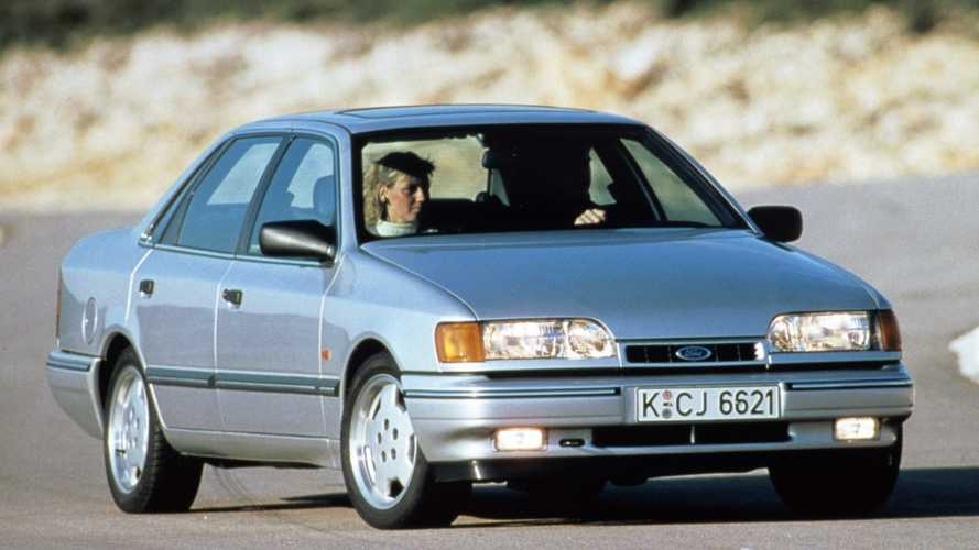 Can You Believe The Ford Scorpio Is 35 Years Old?