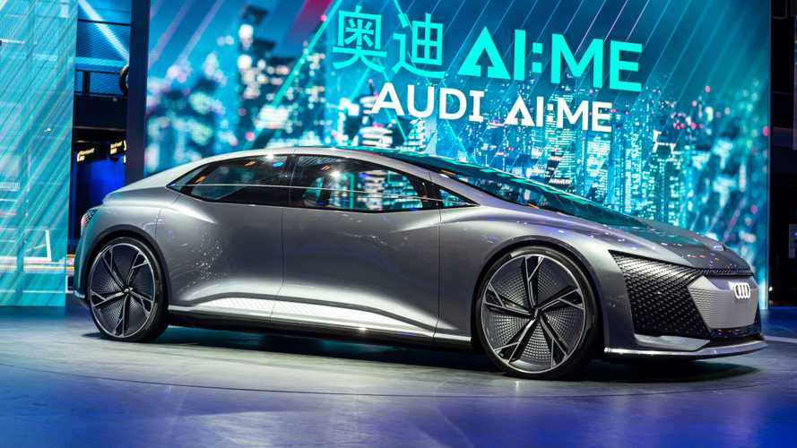 Audi A9 E-Tron coming 2024 as range-topping EV?