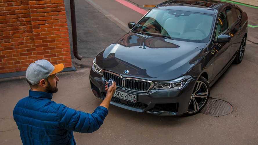 10 прикольных, но бесполезных фишек BMW